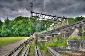 Stadion de Wageningse Berg in huidige staat. Afkomstig van: Erich Snijder, www.nikon-club-nederland.nl